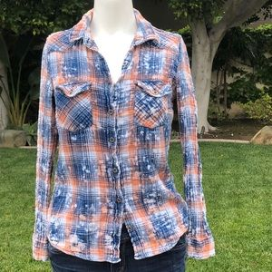 LOVESTITCH BUTTON DOWN S